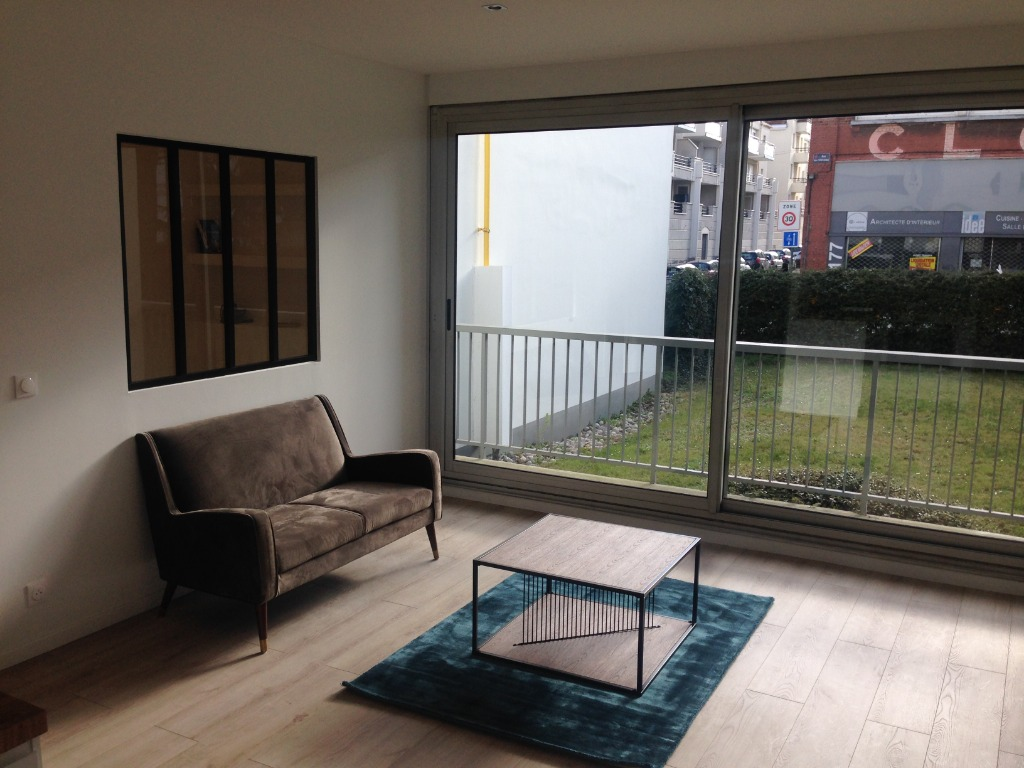 Vente appartement 59000 Lille - Type 2 avec terrasse et parking Vauban