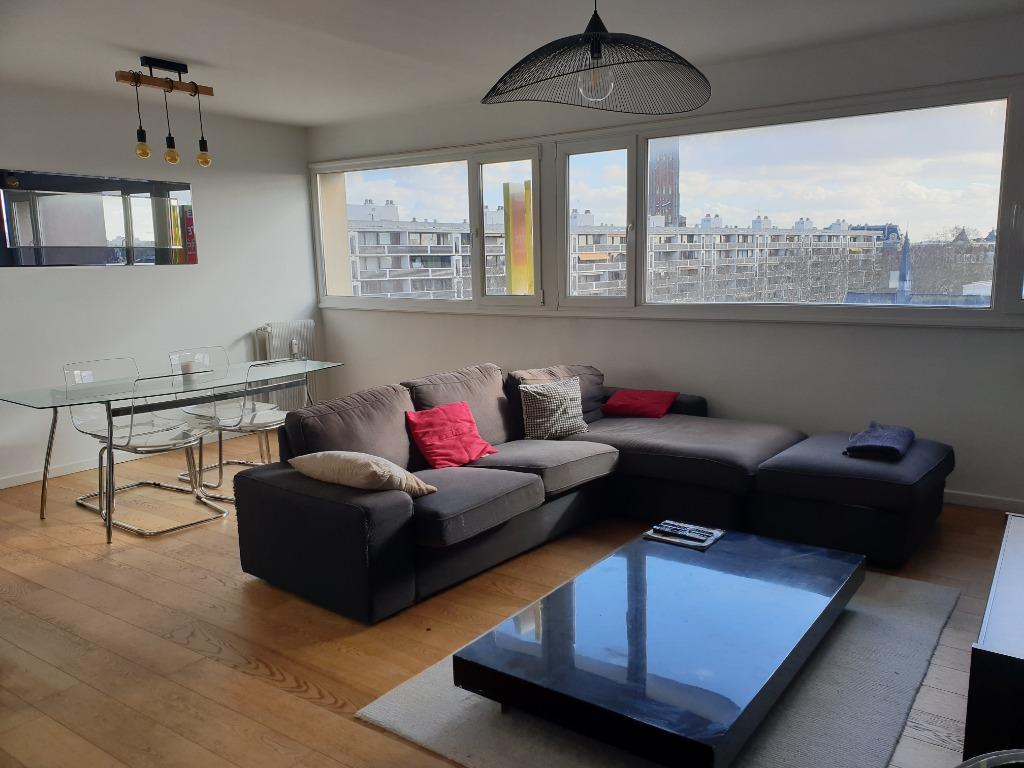 Vente appartement 59000 Lille - T3 dernier étage hyper centre