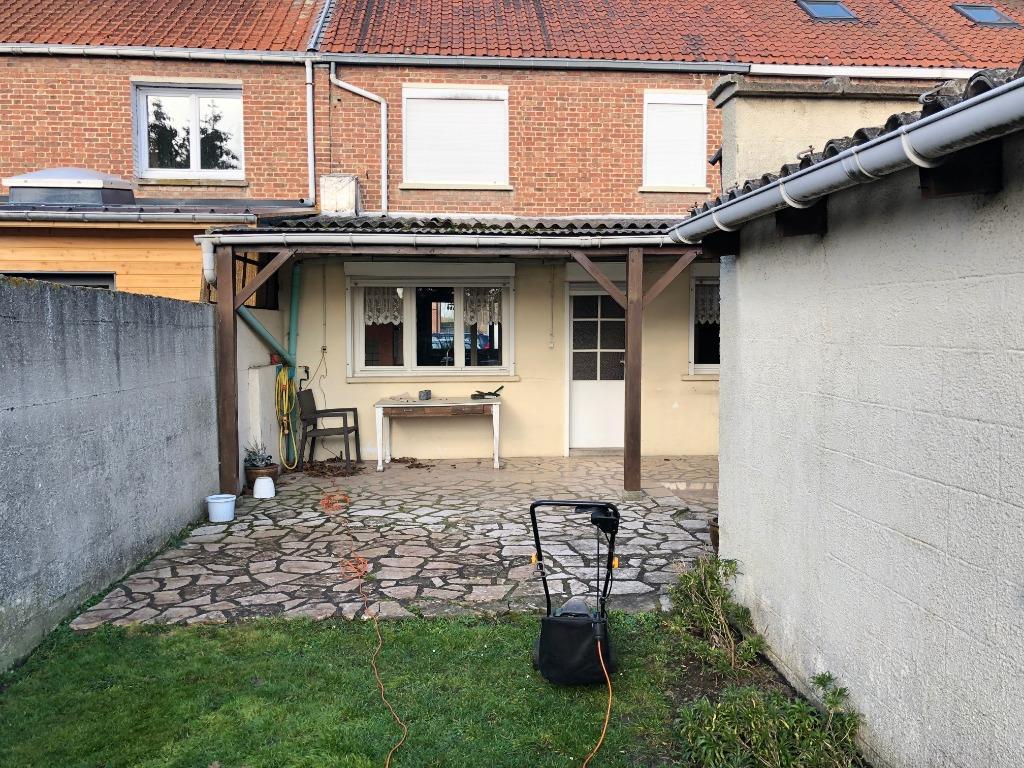 Vente maison 59700 Marcq en baroeul - Maison bâtir à rénover à Marcq-en baroeul