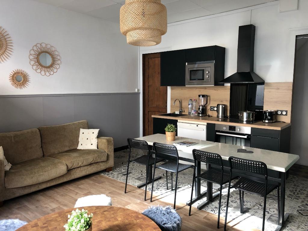 Vente immeuble 59000 Lille - Immeuble de rapport rénové idéal colocation - Moulins