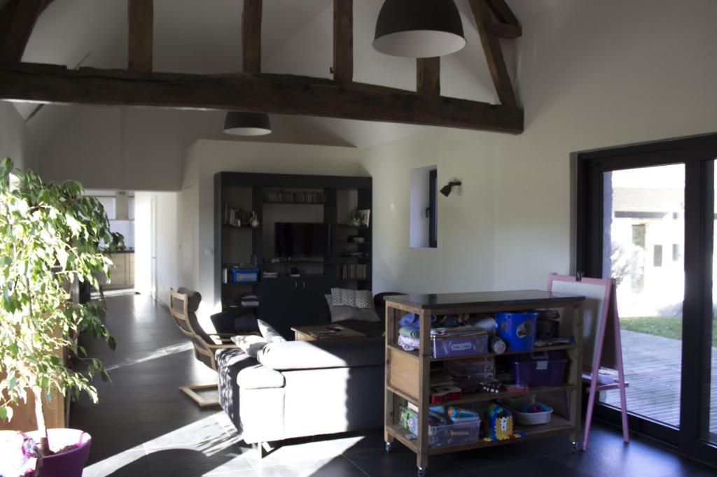 Vente maison 59246 Mons en pevele - Magnifique   corps de ferme renové
