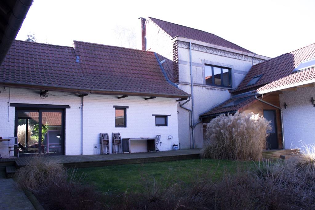 Vente maison 59246 Mons en pevele - Magnifique  rénovation d'un corps de ferme