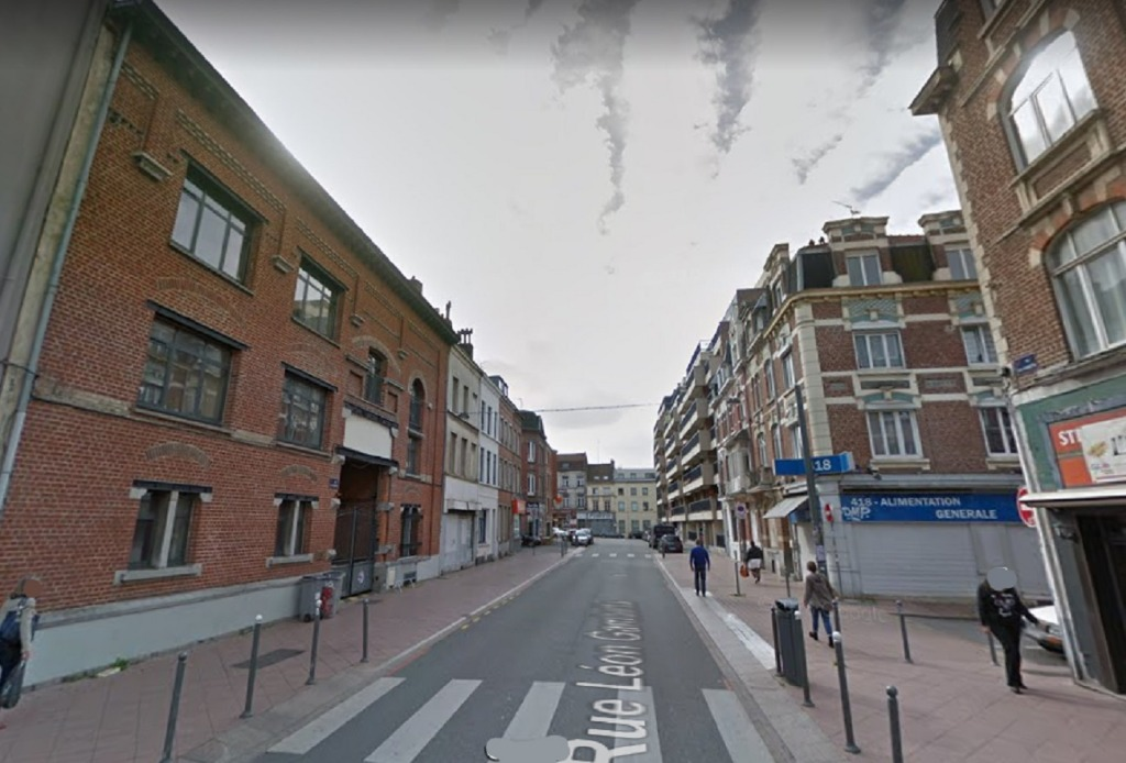 Vente maison 59000 Lille - Local commercial + Studio vendus loués