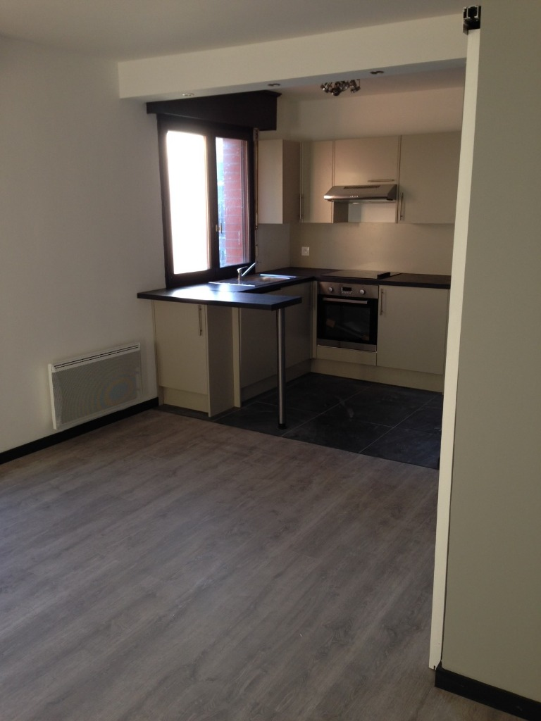 Vente appartement 59000 Lille - Type 2 en duplex + garage