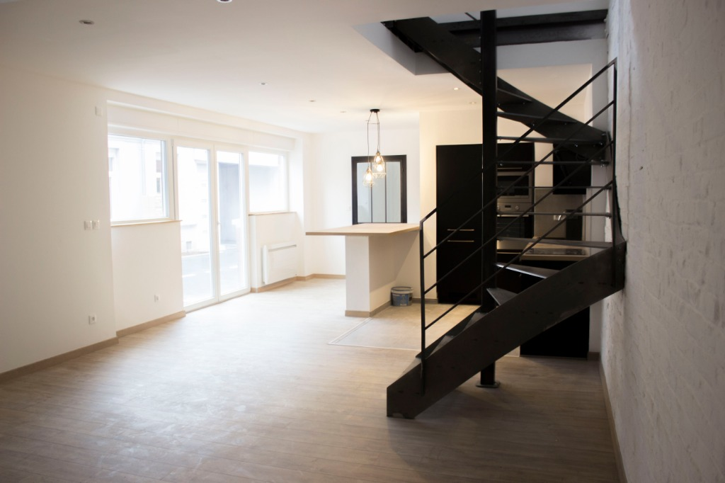 Vente appartement 59000 Lille - T3 duplex Contemporain