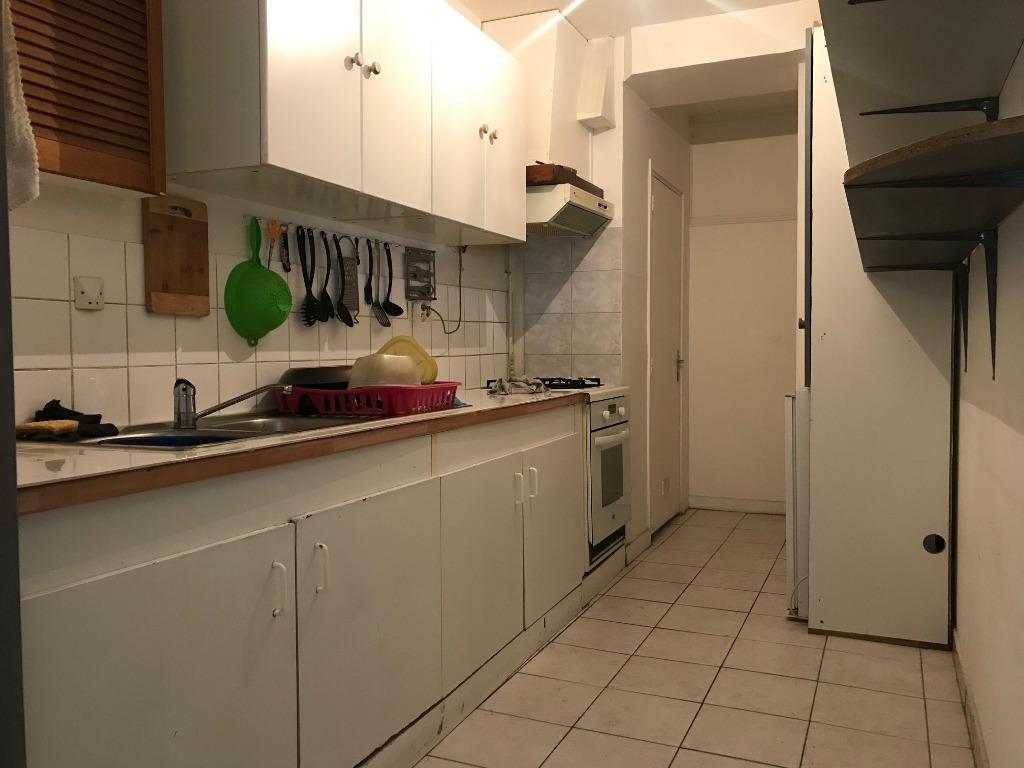 Vente appartement 59160 Lomme - Appartement T3 possibilité T4 à rafraichir