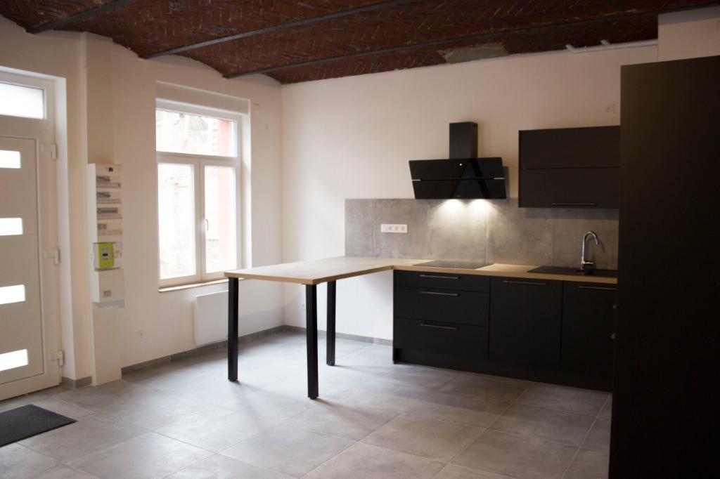 Vente appartement 59000 Lille - Triplex entièrement rénové