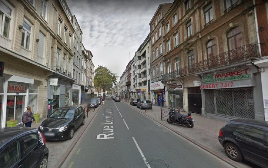 Vente maison 59000 Lille - LOCAL COMMERCIAL VENDU AVEC BAIL EN COURS