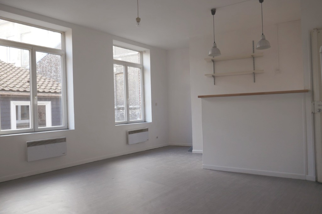 Vente appartement 59000 Lille - Type 2 en duplex