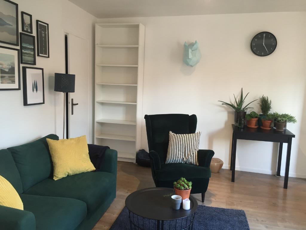 Location appartement 59000 Lille - Lille Gambetta - Appartement 2 pièces meublé de 42m²