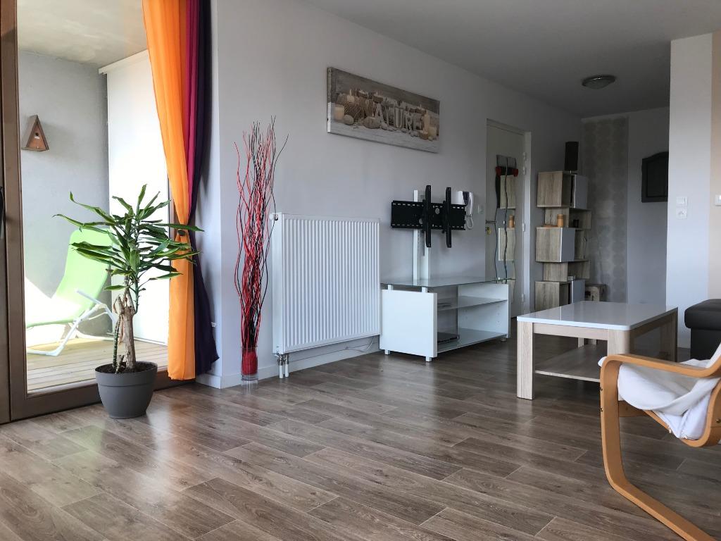 Location appartement 59000 Lille - Lille Euratechnologies - T3 meublé - terrasse- garage