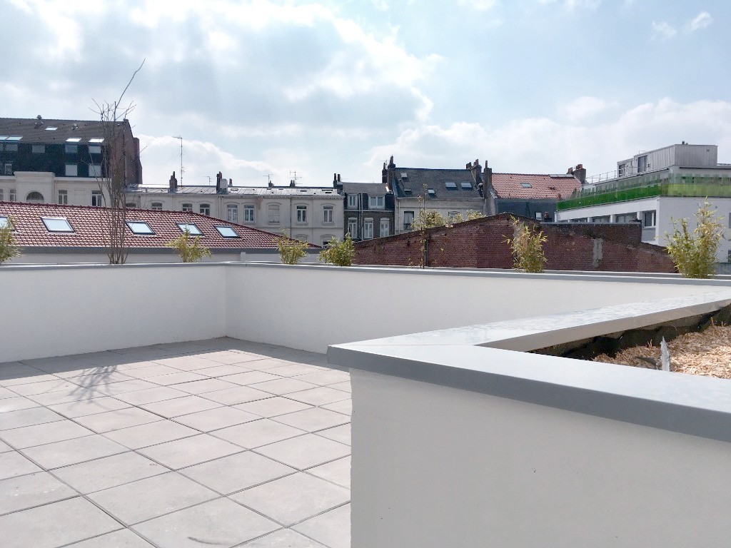 Vente appartement 59000 Lille - APPARTEMENT DERNIER ÉTAGE TERRASSE