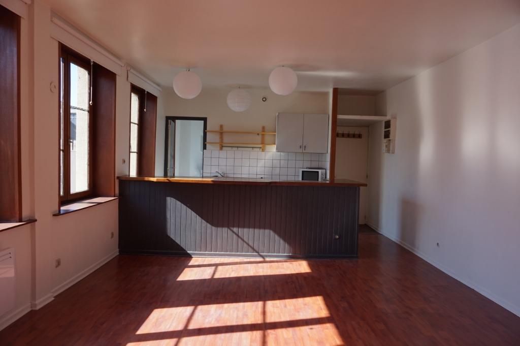 Location appartement 59000 Lille - TYPE 2 NON MEUBLE 53m² RUE NEGRIER VIEUX LILLE