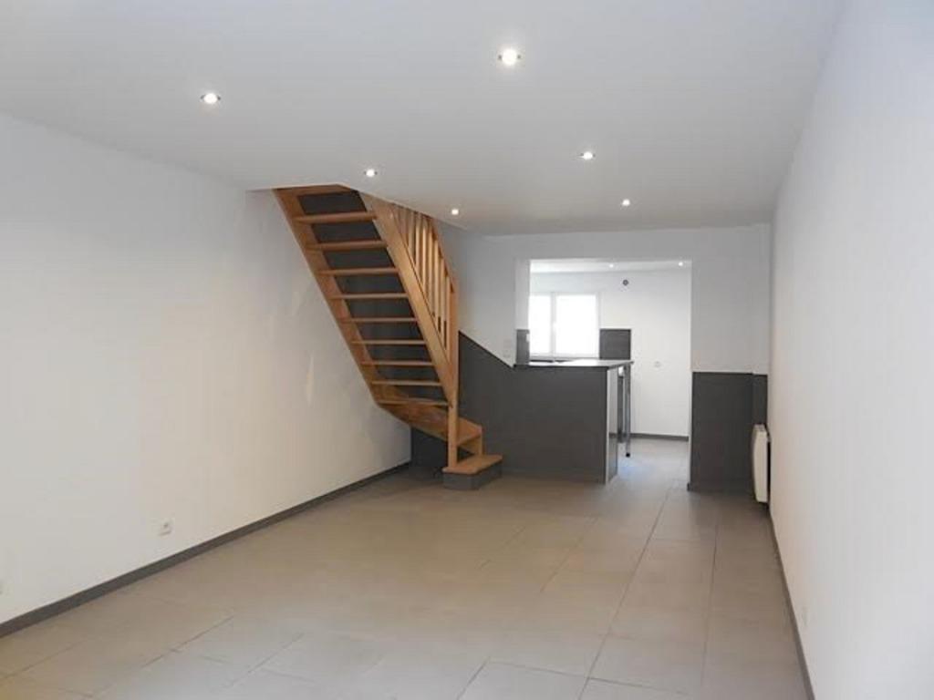 Vente maison 59200 Tourcoing - Idéal investissement, maison à Tourcoing vendue louée