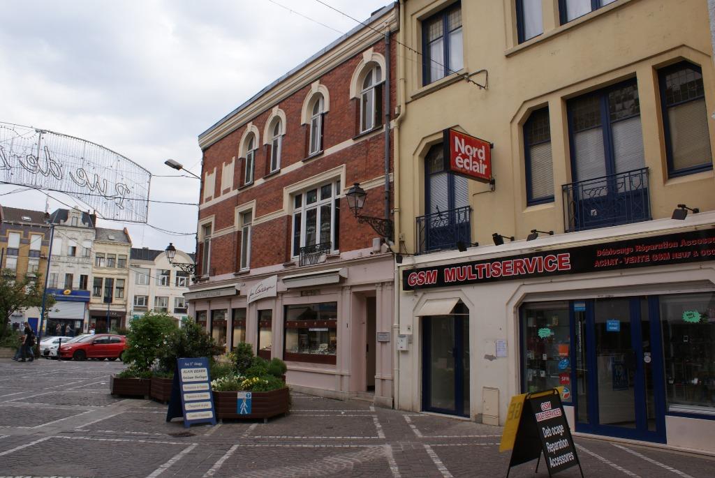 Vente immeuble 59200 Tourcoing - Immeuble de rapport Tourcoing centre