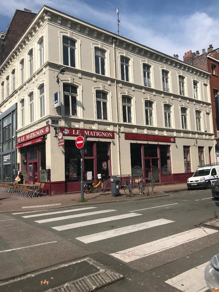 Location appartement 59000 Lille - T3 meublé - République Beaux Arts