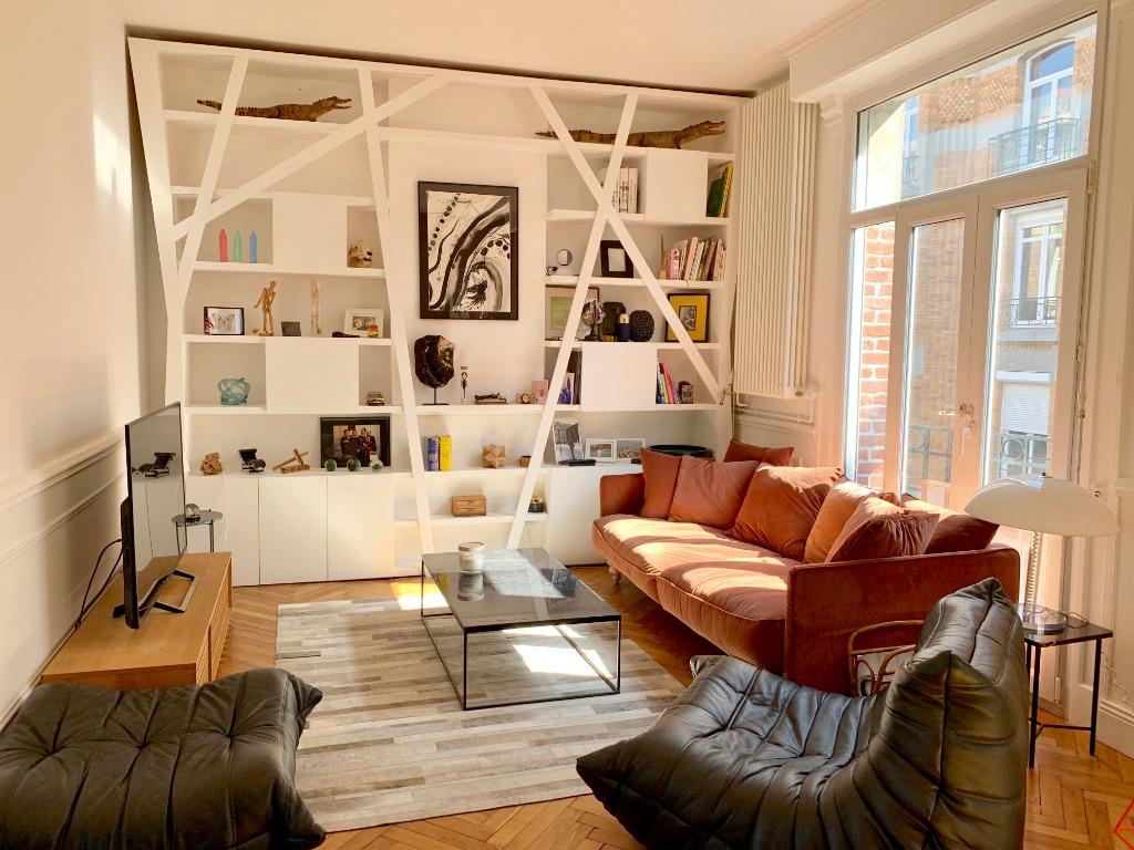 Vente appartement 59110 La madeleine - T3 Saint Maur dernier étage
