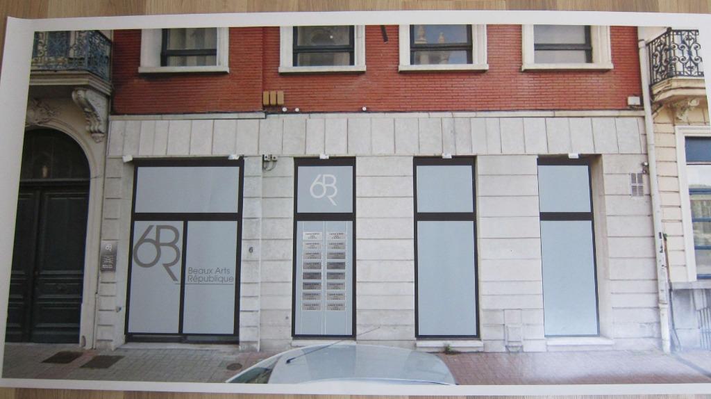 Location bureaux 59000 Lille - Immeuble de bureaux