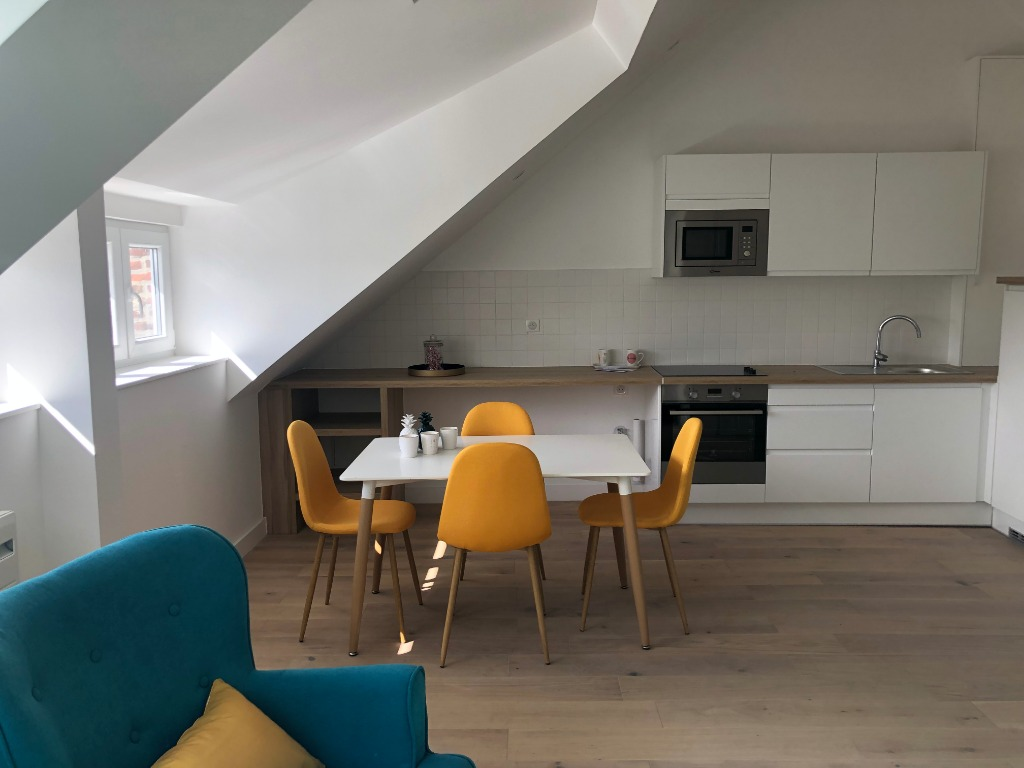 Vente appartement 59000 Lille - Type 2 entièrement rénové ! Quartier ESQUERMES !
