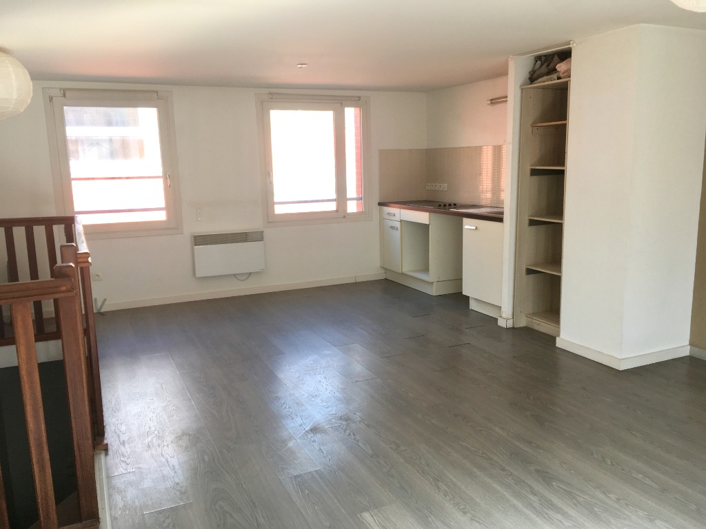 Vente appartement 59000 Lille - Type 3  - Terrasse et Parking