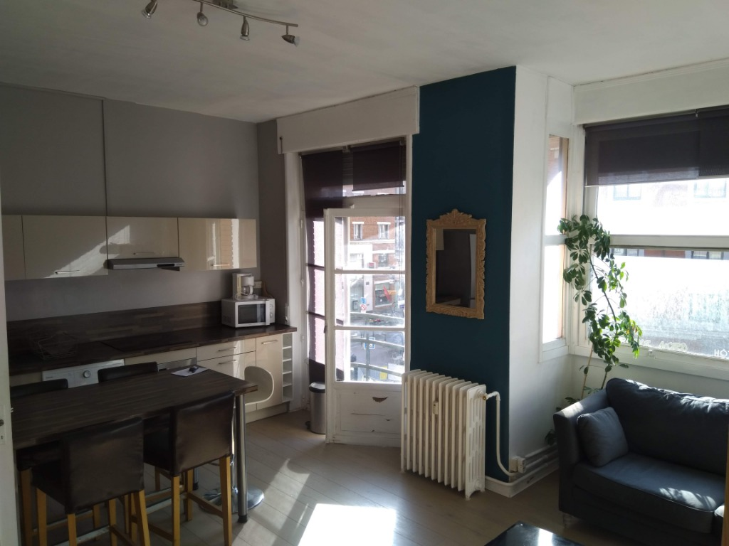 Vente appartement 59000 Lille - HYPER CENTRE TYPE 2 BALCON