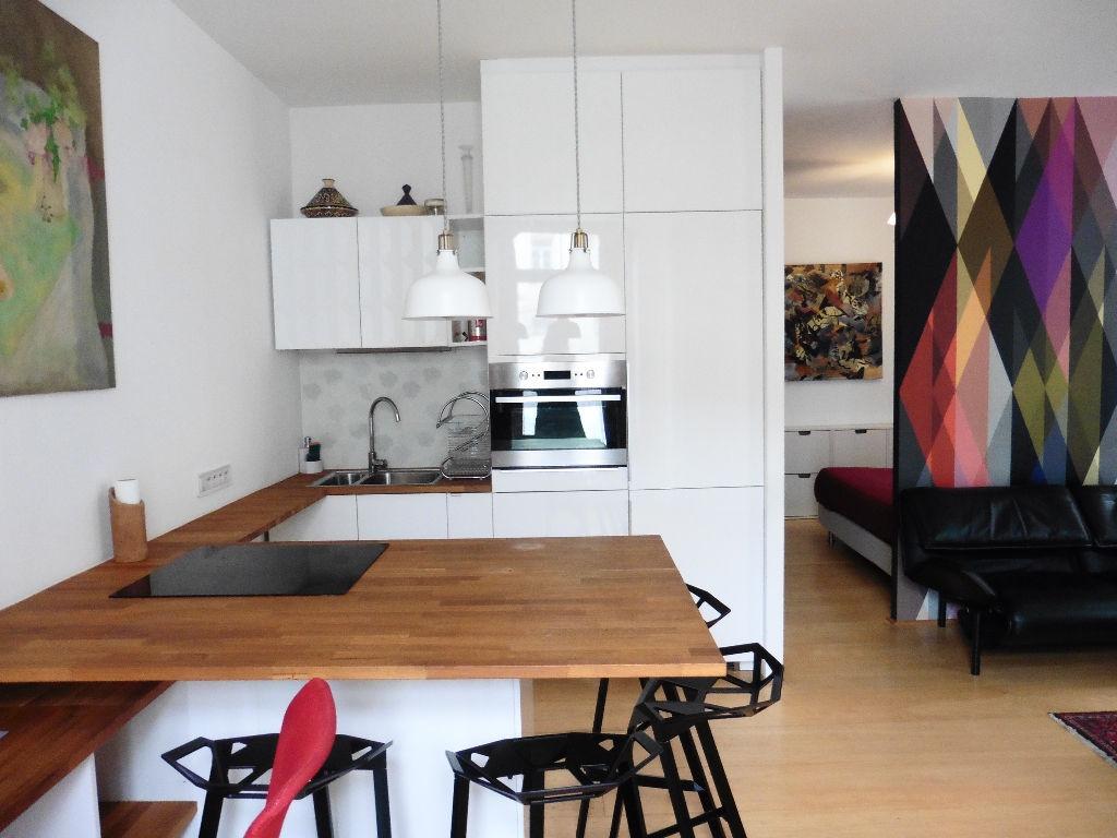 Vente appartement 59000 Lille - Vieux-Lille - Superbe T4 atypique de 83m²