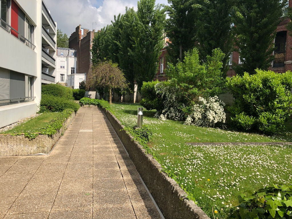 Vente appartement 59000 Lille - Appartement Type 2 Cormontaigne !