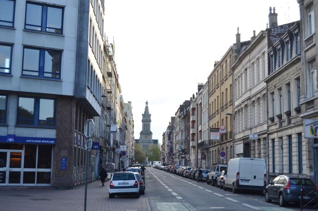 Location parking 59000 Lille - Lille République - Parking rue Nicolas Leblanc