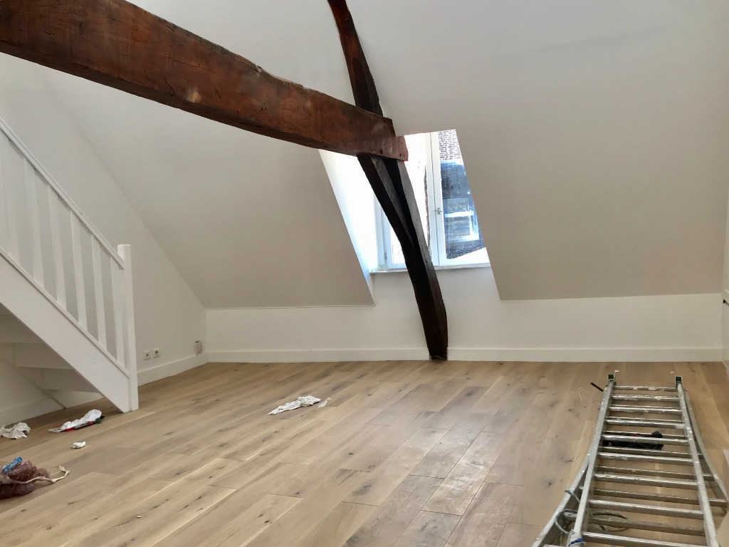 Vente appartement 59000 Lille - Vieux Lille / Type 2 / Dernier étage