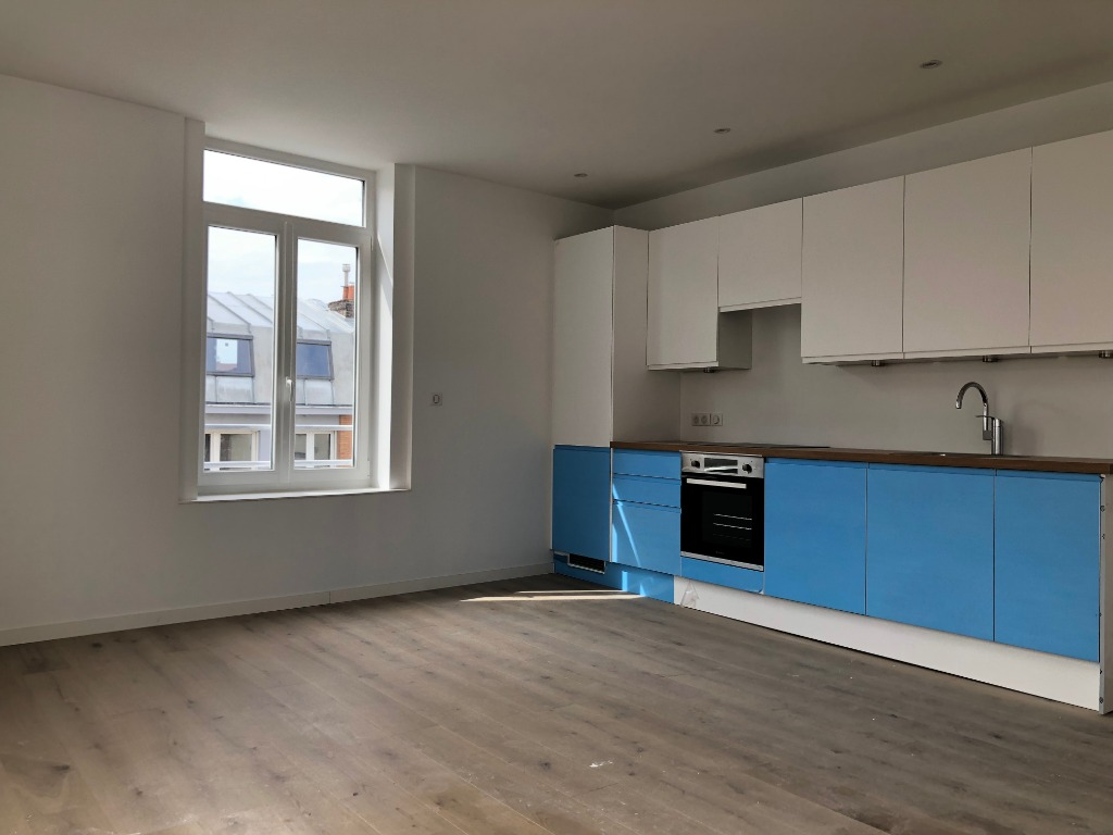 Vente appartement 59000 Lille - T2 Saint Michel