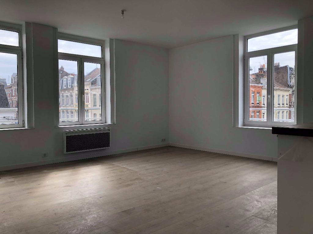 Vente appartement 59000 Lille - Bel appartement T2 rénové