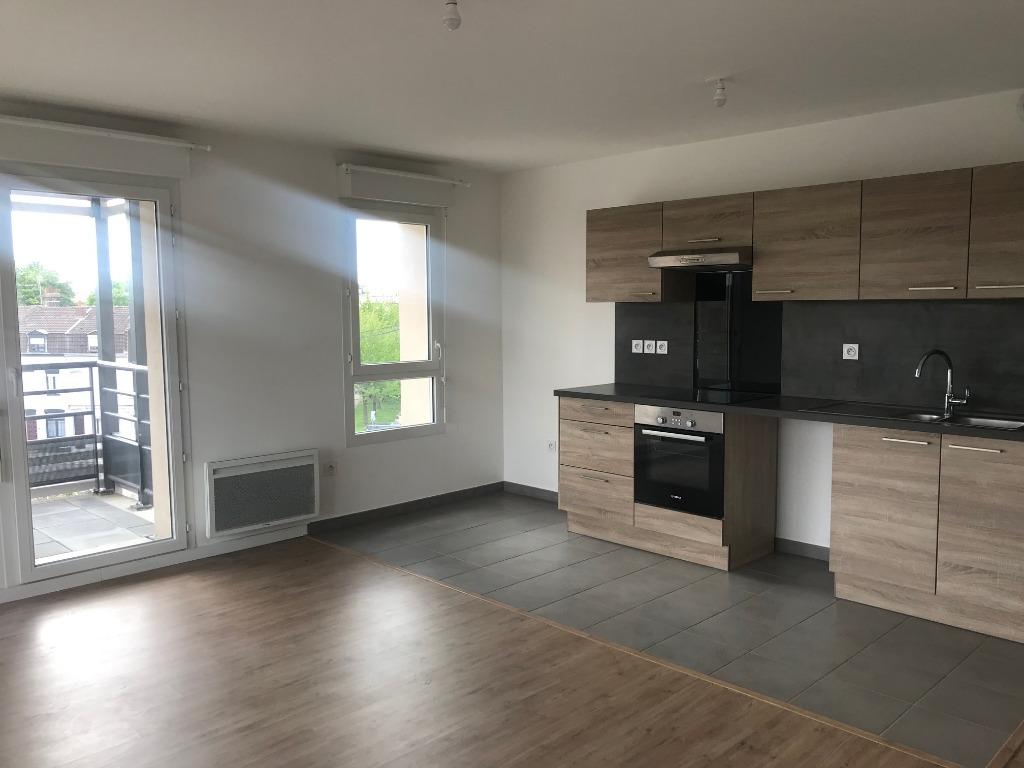 Vente appartement 59350 St andre lez lille - Très bel appartement a deux pas du vieux Lille , vue deule