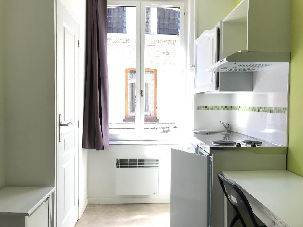 Location appartement 59000 Lille - Lille - chambre meublée - 9,73m²