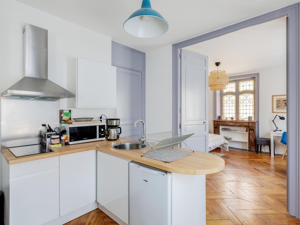 Location appartement 59000 Lille - Sébastopol - Très beau Type 2 meublé de 35m²