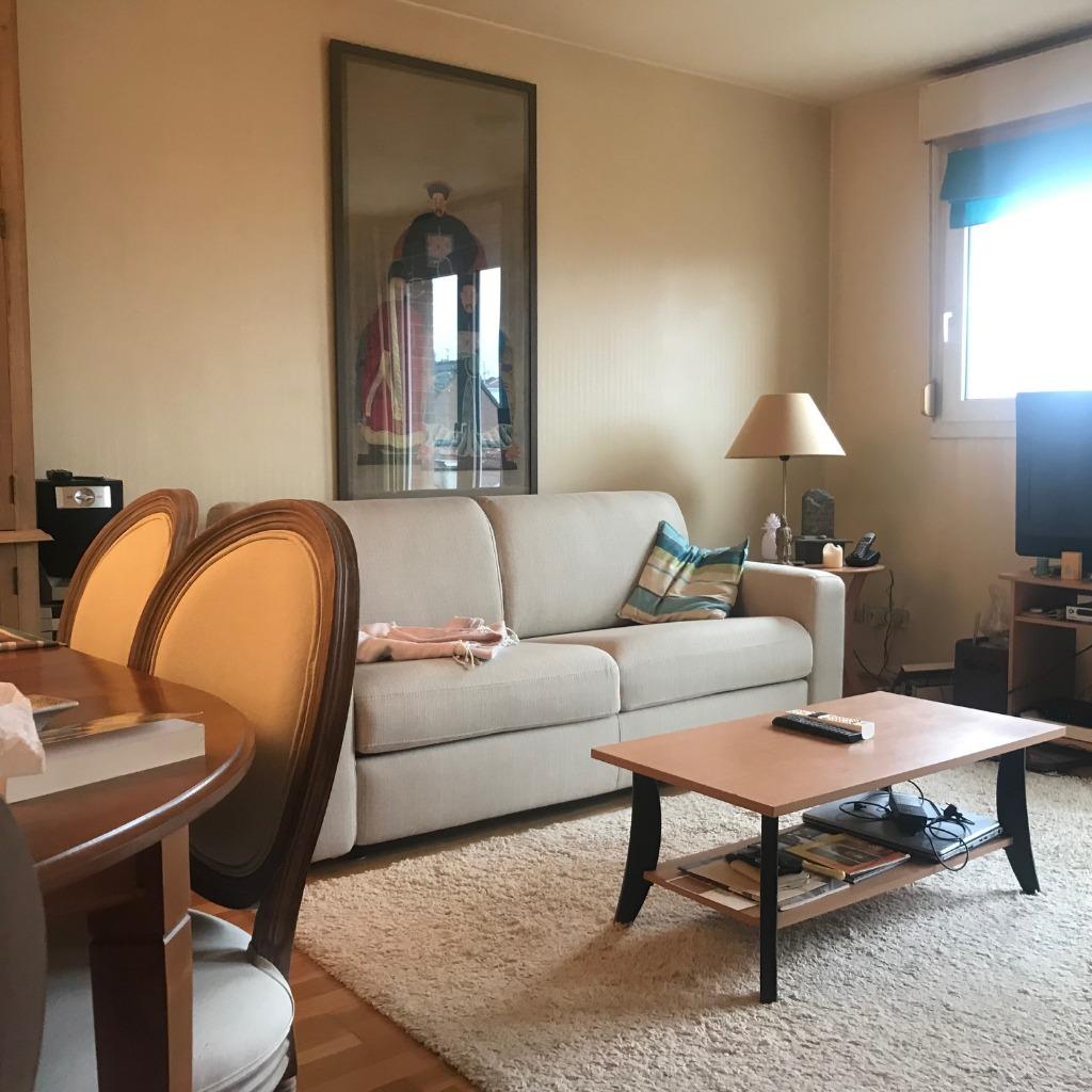 Vente appartement 59000 Lille - Appartement T2 avec balcon et box  au pied du metro