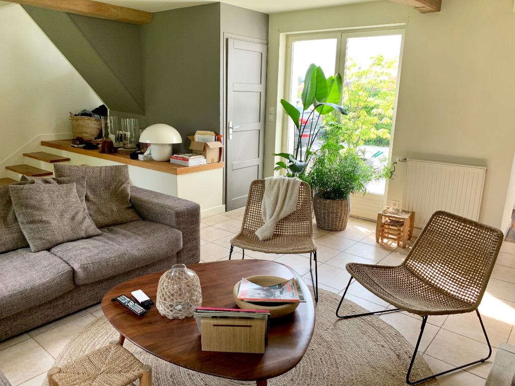Vente maison 59650 Villeneuve d ascq - Fermette Peronne-en-Melantois 4 chambres