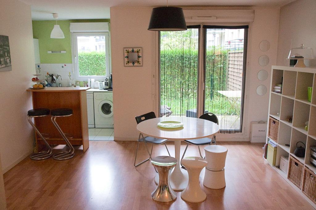 Vente appartement 59000 Lille - Rez-de-jardin  44m2 Vieux Lille type 2