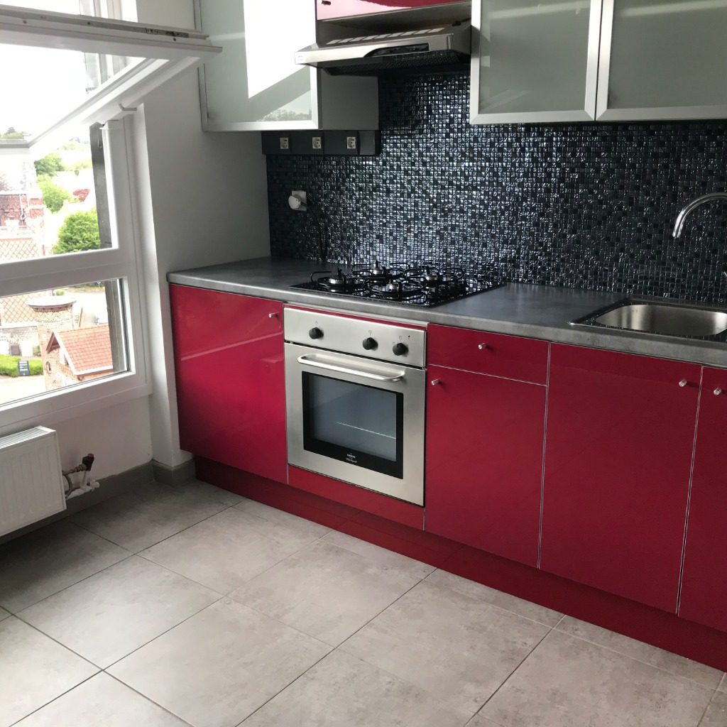 Location appartement 59130 Lambersart - Lambersart - 2 pièces non meublé de 44m²