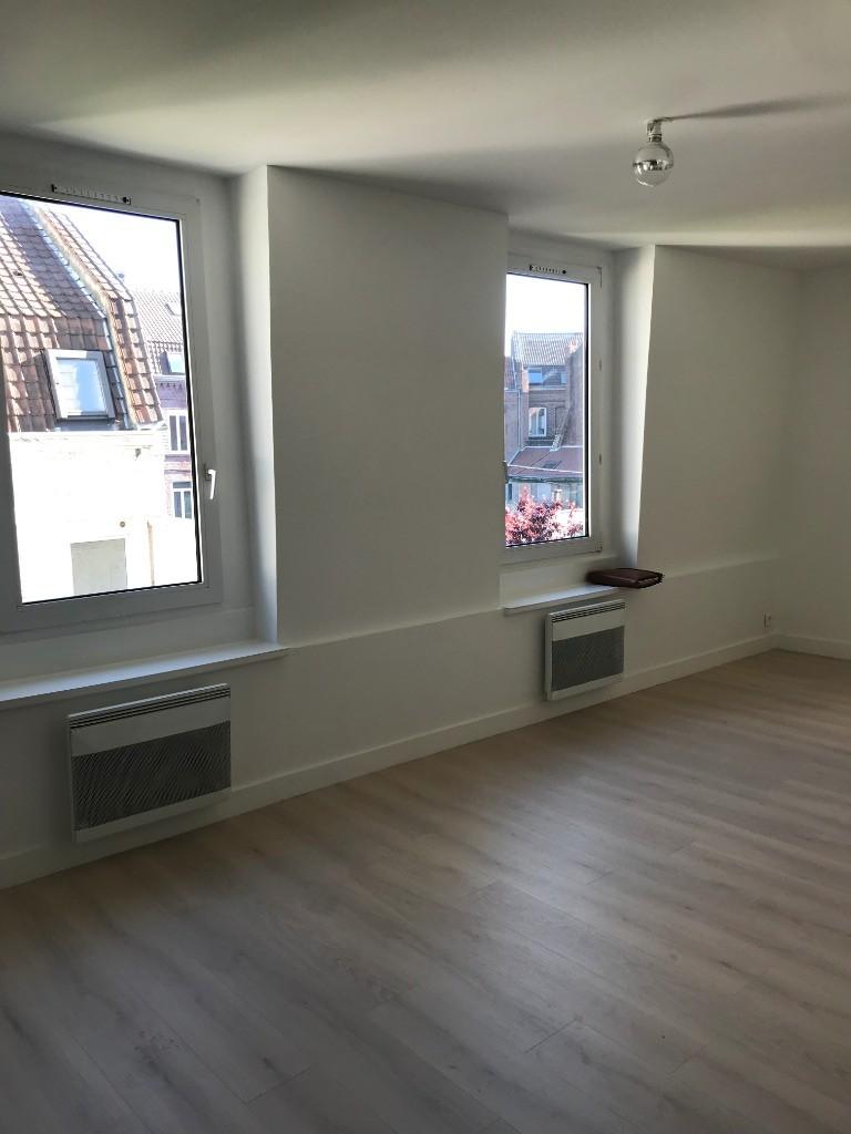 Location appartement 59000 Lille - Lille République - Studio non meublé de 27m²