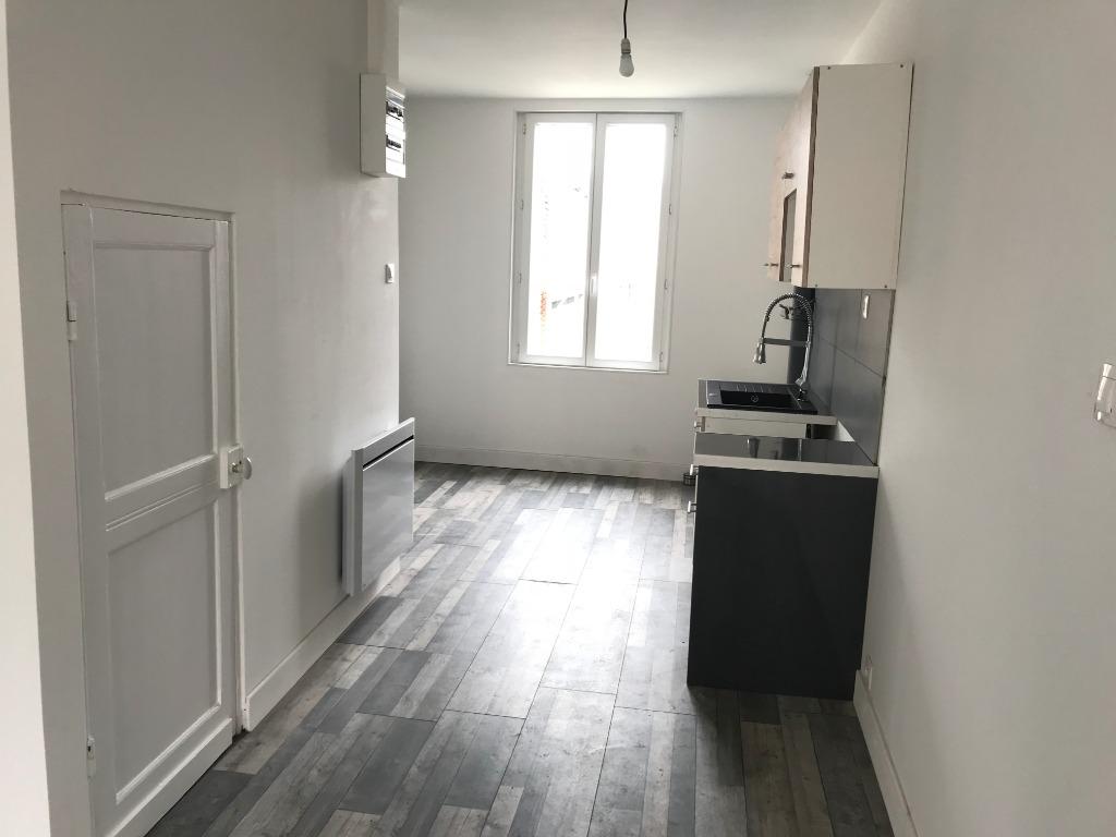 Location appartement 59000 Lille - Mitterie - Type 2 non meublé de 39m² entièrement neuf