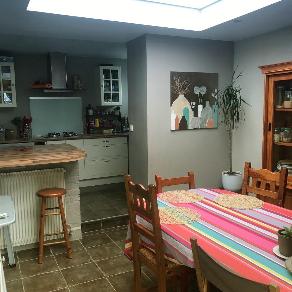 Vente maison 59350 St andre lez lille - Belle maison bâtir 3 chambres , jardin et garage