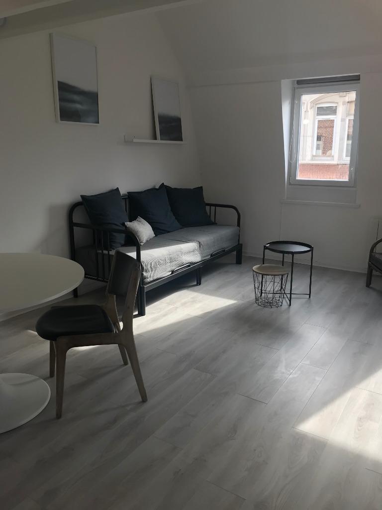 Location appartement 59000 Lille - Bel appartement meublé de 56m² - Gambetta