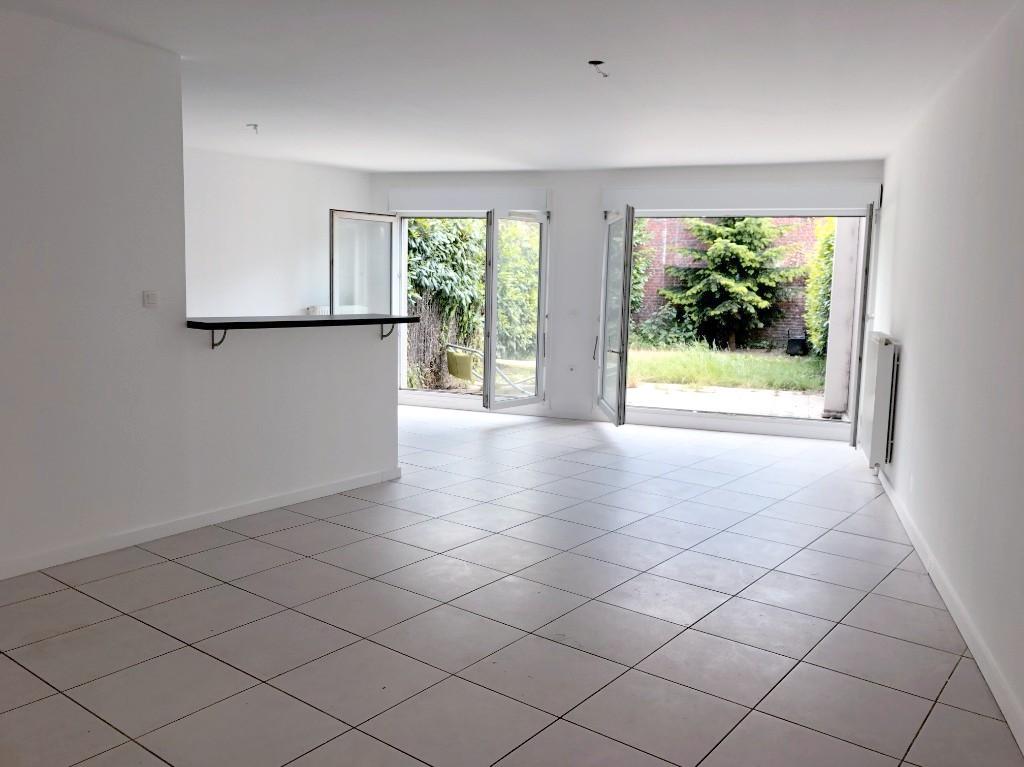Vente maison 59000 Lille - Maison/Appartement en copropriété récente - Jardin sud !