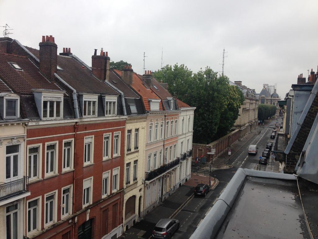 Vente appartement 59000 Lille - T4 en duplex République refait à neuf