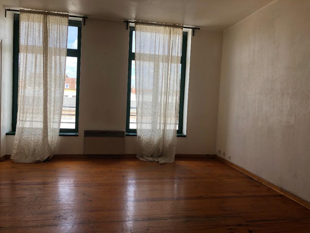Vente appartement 59000 Lille - Type 2 - Idéal investissement étudiant !