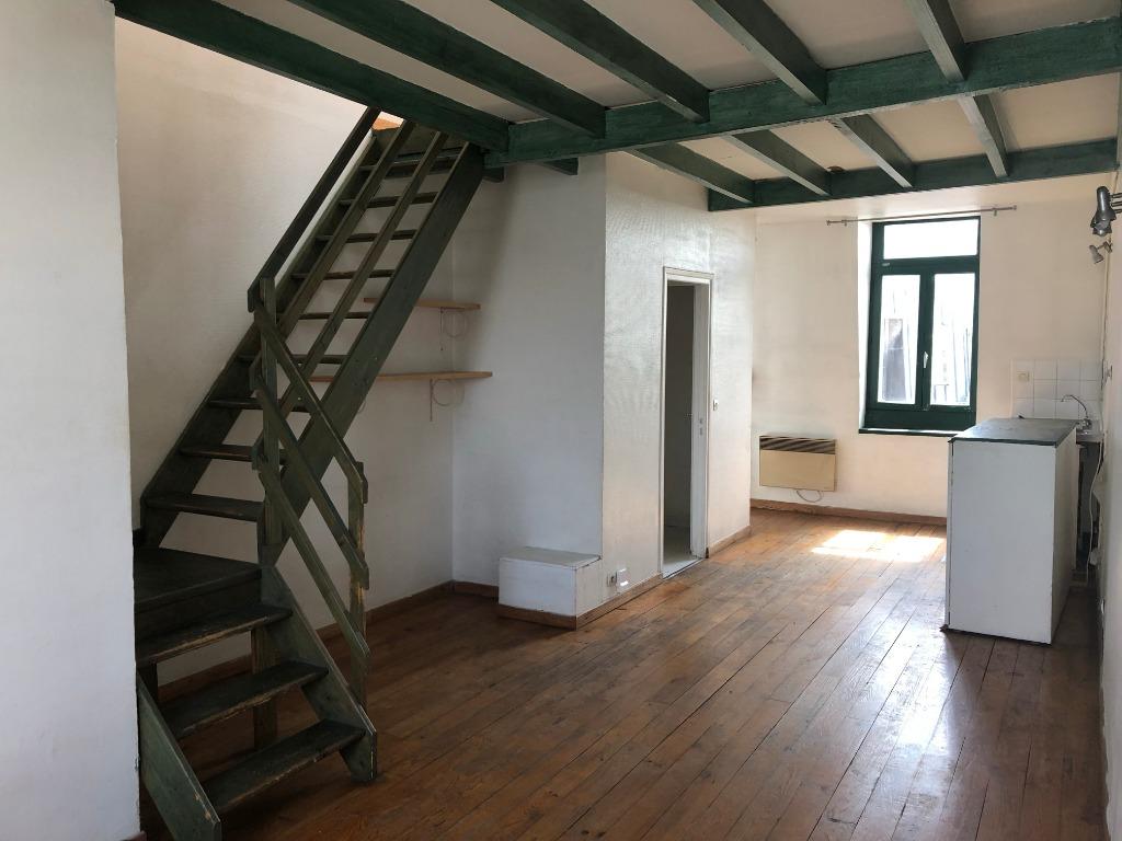 Vente appartement 59000 Lille - Duplex en petite copropriété !
