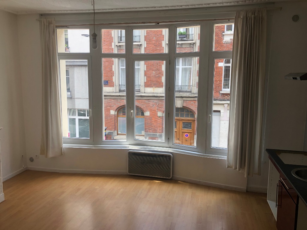 Vente appartement 59000 Lille - T2 Hyper Centre
