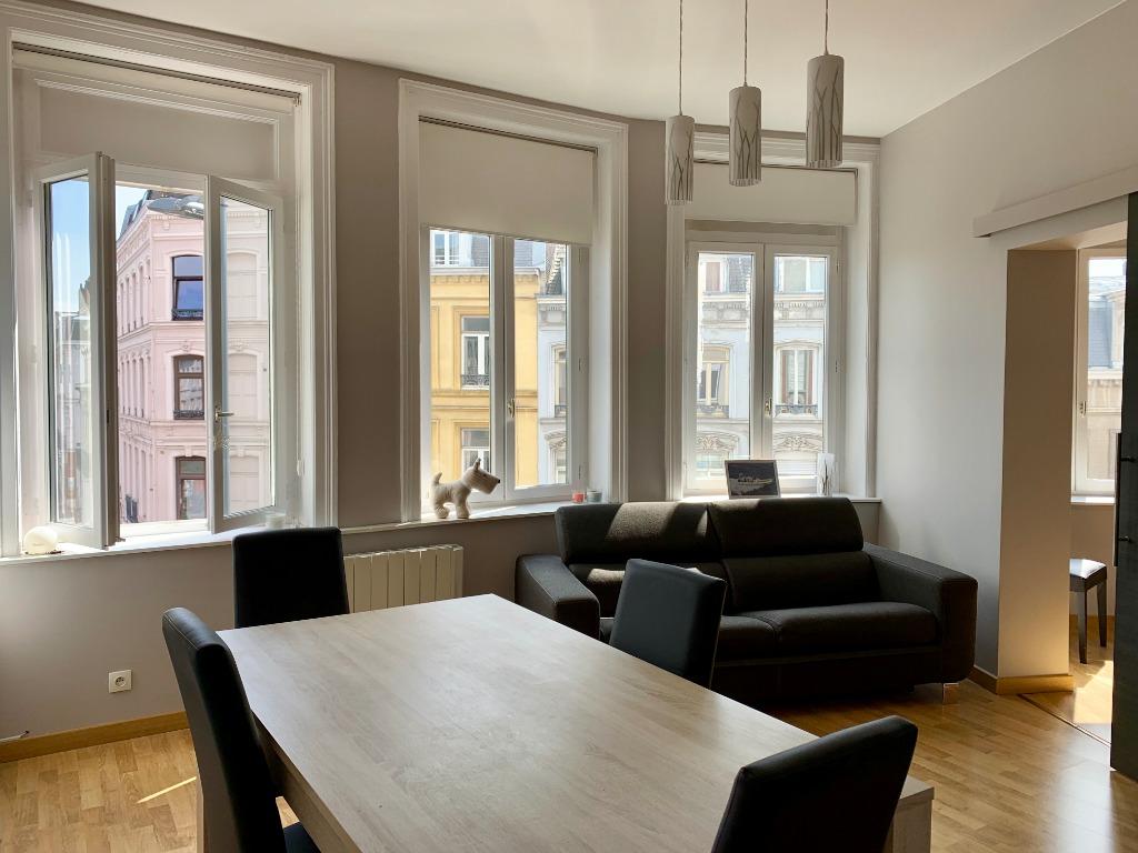 Vente appartement 59000 Lille - République Saint-Michel T2
