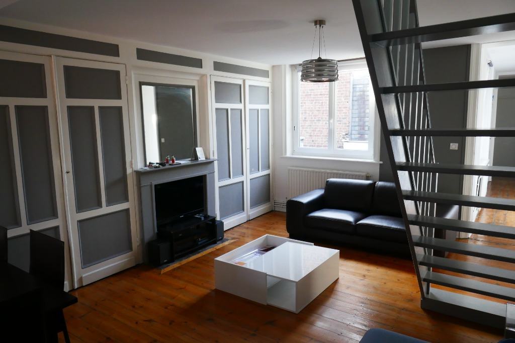 Vente appartement 59000 Lille - Hyper centre T3
