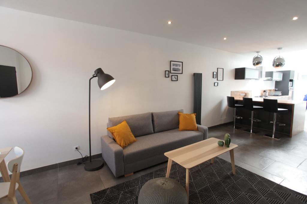 Location maison 59000 Lille - Lille Euratechnologies - Maison meublée -